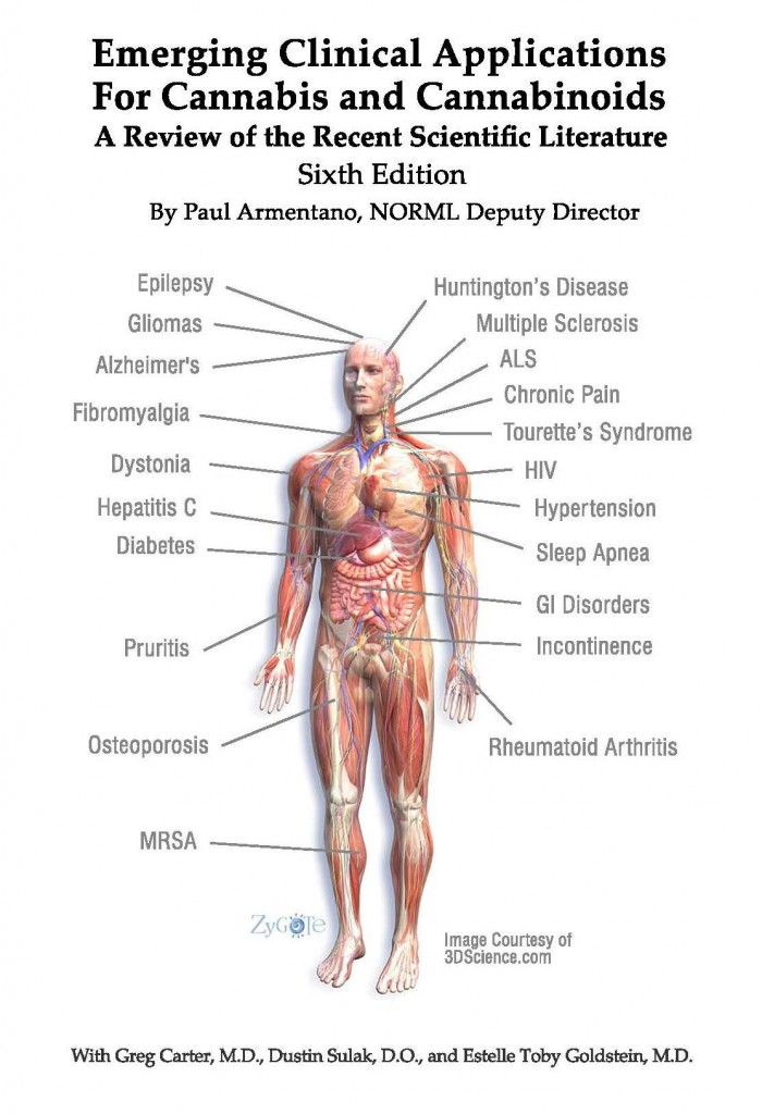 NORML_Clinical_Applications_for_Cannabis_and_Cannabinoids_Page_01